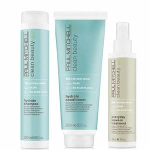Paul Mitchell Clean Beauty Hydrate Set