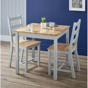 Mortimer Pine 2 Seater Dining Set