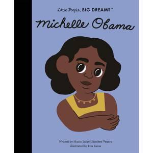 Bookspeed: Little People Big Dreams: Michelle Obama