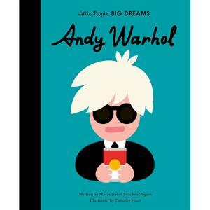 Bookspeed: Little People Big Dreams: Andy Warhol