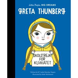 Bookspeed: Little People Big Dreams: Greta Thunberg