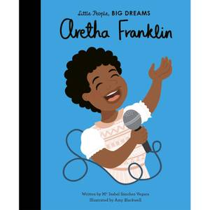 Bookspeed: Little People Big Dreams: Aretha Franklin