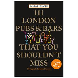 Bookspeed: 111 London Pubs & Bars That You Shouldn't Miss