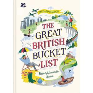 Bookspeed: The Great British Bucket List