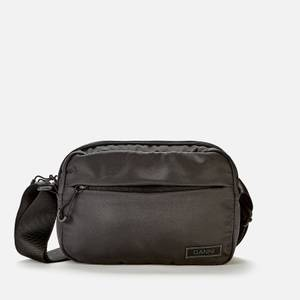 Ganni Women's Recycled Tech Fabric Bags - Black