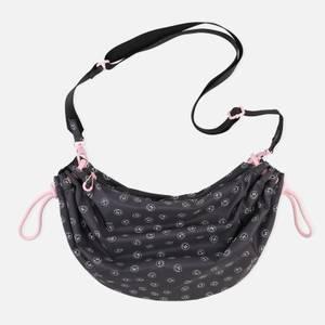 Ganni Women's Duffle Recycled Bag - Phantom