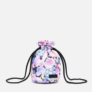 Ganni Women's Floral Recycled Tech Bag - Multi Colour