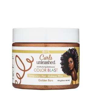 ORS Curls Unleashed Colour Blast Temporary Hair Makeup Wax - Golden Bars