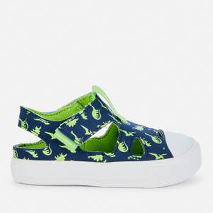 Converse Toddlers' Chuck Taylor All Star Superplay Ox Sandals - Dinoverse