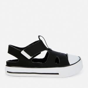 Converse Toddlers' Chuck Taylor All Star Superplay Sandal Ox Sandals - Black