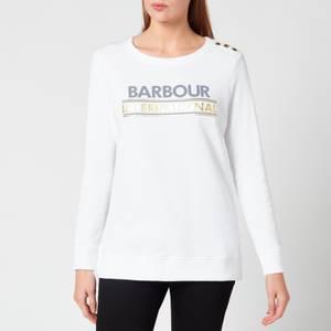 Barbour International Women's Austin Overlayer - White