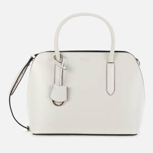 Radley Women's Liverpool Street 2.0 Medium Ziptop Multiway Bag - White