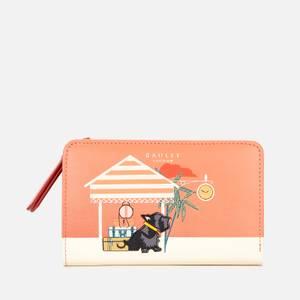 Radley Women's All Aboard Medium Bifold Wallet - Chalk