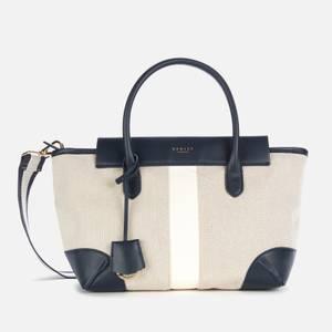 Radley Women's Morris Road Medium Ziptop Multiway Bag - Natural