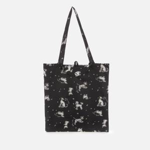Radley Women's Playful Dog Foldaway Bag - Black