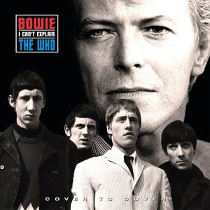 David Bowie / The Who - I Can't Explain (Red Vinyl) 7""