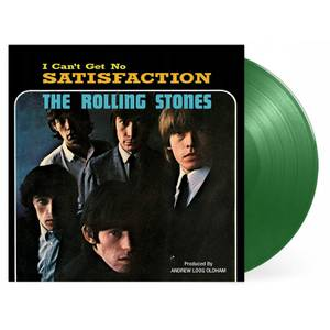 The Rolling Stones - (I Cant Get No) Satisfaction (55th Anniversary Edition) (Emerald Vinyl) 12""
