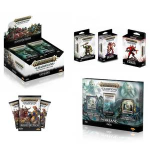 Warhammer Age of Sigmar Deluxe Trading Card Game Mega Bundle