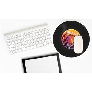 Smooth Moves Vinyl Mouse Mat