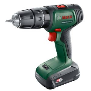 Bosch Universal Impact 18V Combi Drill with 1 x 1.5Ah Battery
