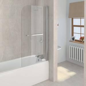 Aqualux Aqua5 Bathscreen - 800 x 1500 x 5mm