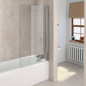 Aqualux Aqua6 Bathscreen - 800 x 1500 x 6mm