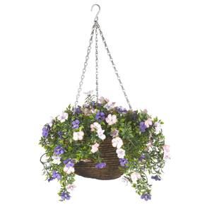 Easy Basket Petunias - 30cm