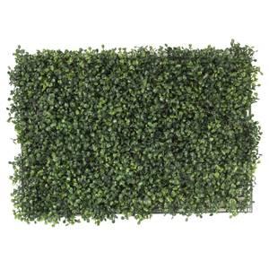 Boxwood Hedge Topiary Screening Panel - 60x40cm