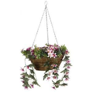 Easy Basket Star Gazing Lilies - 30cm