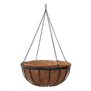 """14"""" Saxon Hanging Basket"""