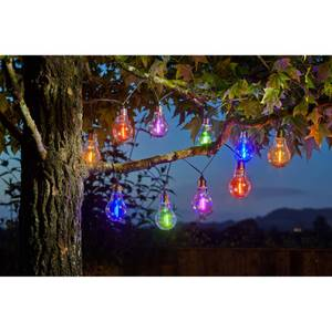 Solar Company 10 NeonEsque String Lights