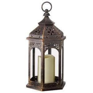 Moroccan Lantern 33 x 18cm