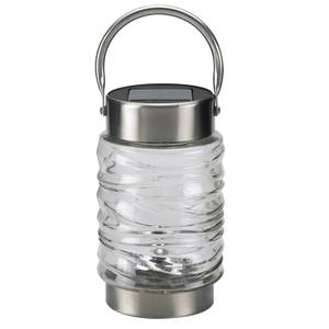 Solar Company Wave Glass Lantern