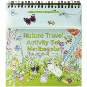 Little Nature Explorers - Travel Activity Set Minibeasts