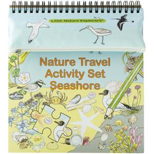 Little Nature Explorers - Travel Activity Set Seashore