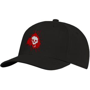 Skullsplat Logo Cap