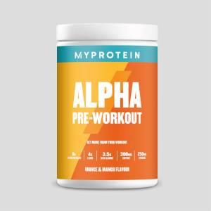 Alpha Pre-Workout