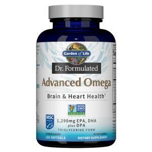 Dr. Formulated Advanced Omega 180ct Softgels