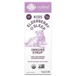 Mykind organics Kids Cough & Mucus Immune Syrup 116ml Liquid