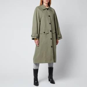 Baum Und Pferdgarten Women's Denelia Jacket - Army Green