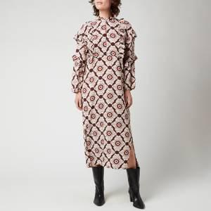 Baum Und Pferdgarten Women's Ahadi Dress - Red Propella
