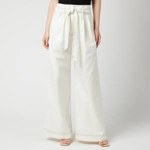Baum Und Pferdgarten Women's Numie Trousers - Snow White