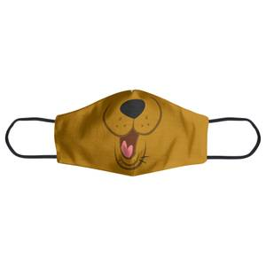 Scooby Doo Face Mask