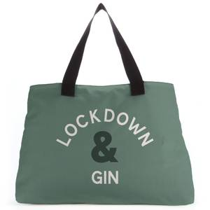 Lockdown & Gin Tote Bag
