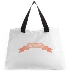 HEN DO Tote Bag