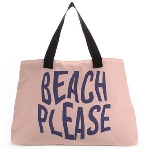 Beach Please Tote Bag