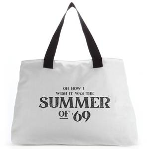 Oh, How I Wish It Was The Summer Of '69 Tote Bag