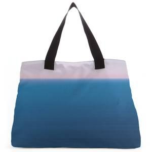 Sunset Cool Tones Tote Bag