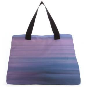 Sunset Purple Tones Tote Bag
