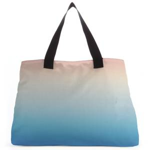 Sunset Blue And Pink Tote Bag